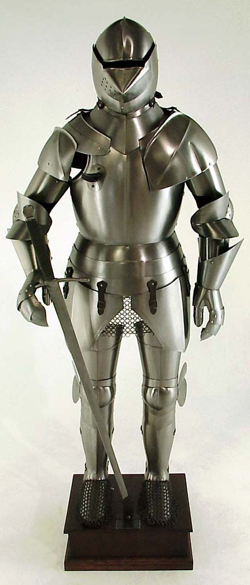 Jousting Suit Of Armor...