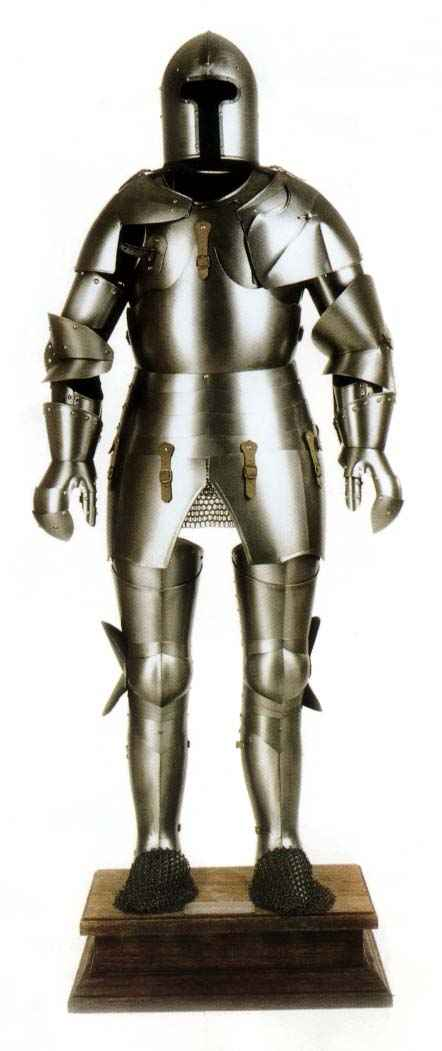 16th Century Knight Italian Suit of Armor