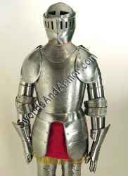 Etched Suit Of Armor Torso