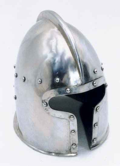 Barbute Helmet