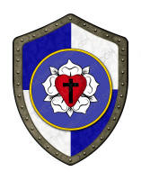 Luther's Seal shield
