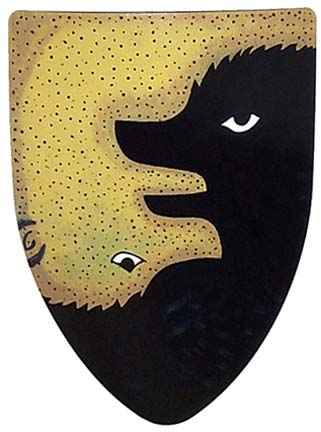 Bears Medieval Shield