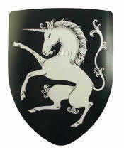 Unicorn shield