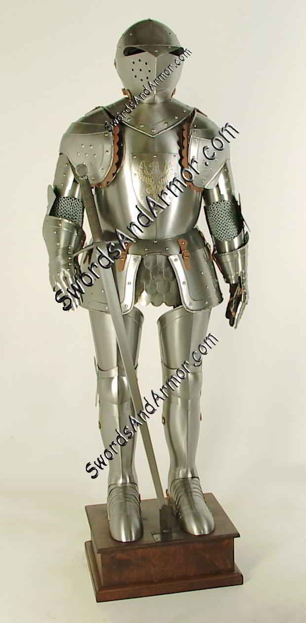 Wearable Suit Of Armor Sentinel