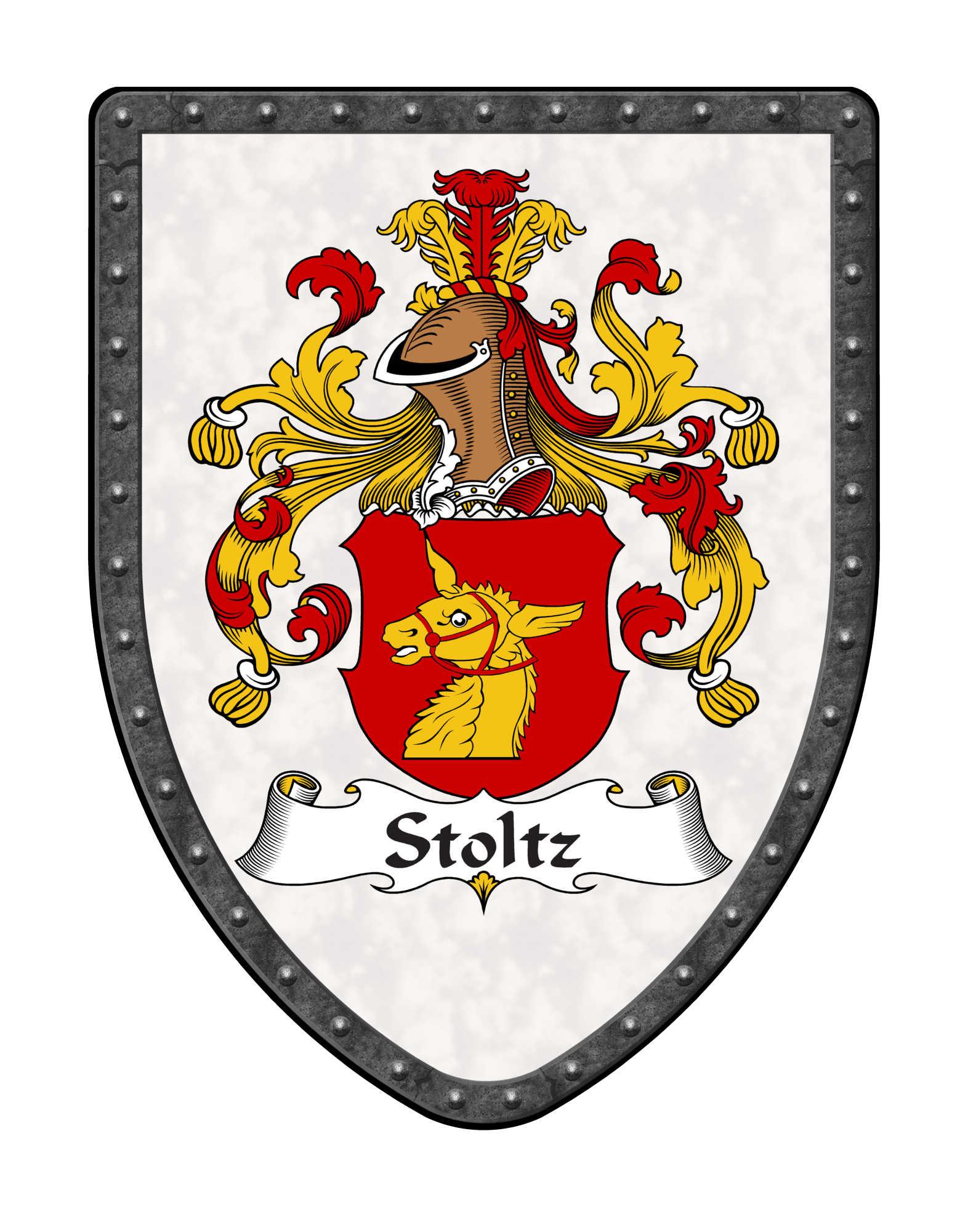 Custom Family Coat Of Arms By Swordsandarmor