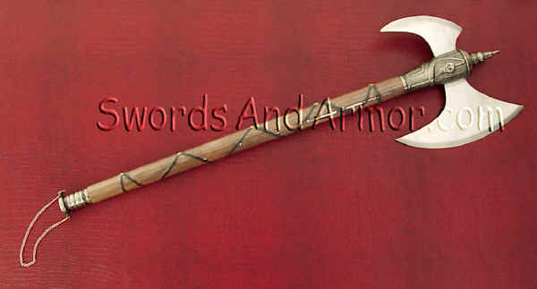 Medieval Warrior Axe