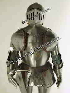 White Knight Armor Torso